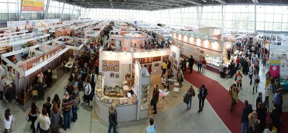 Международная выставка-продажа Формула Рукоделия