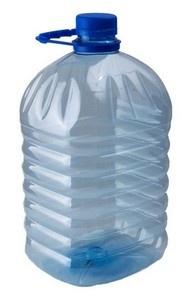 бутылка 5 литров из под воды