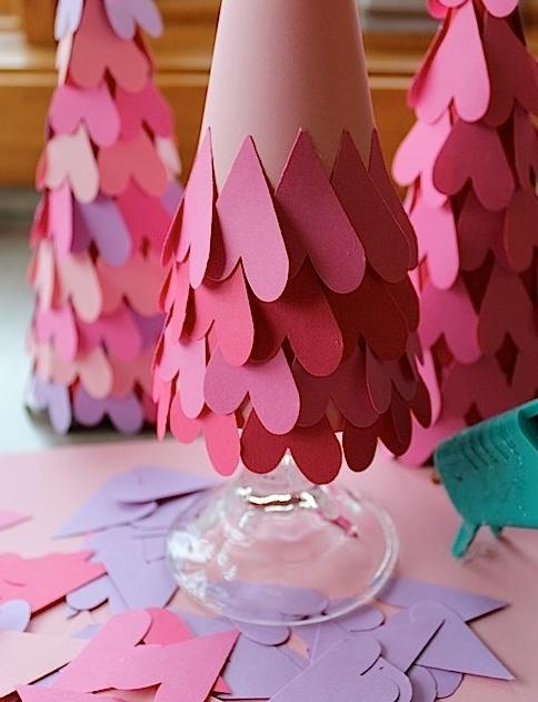 валентинка дерево