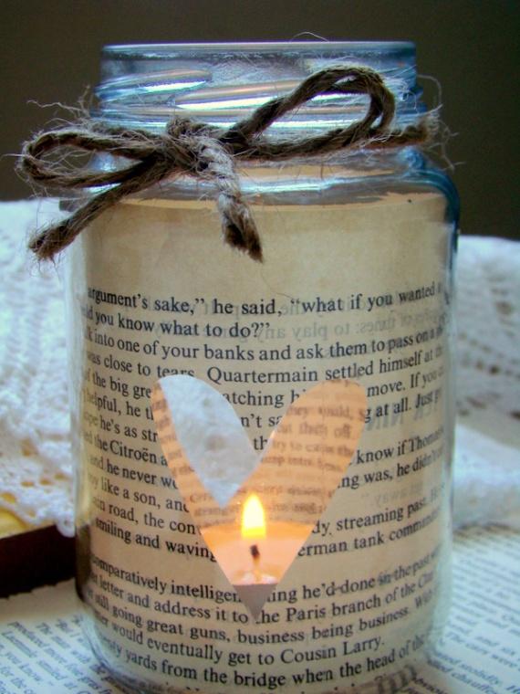 свеча в бутылке