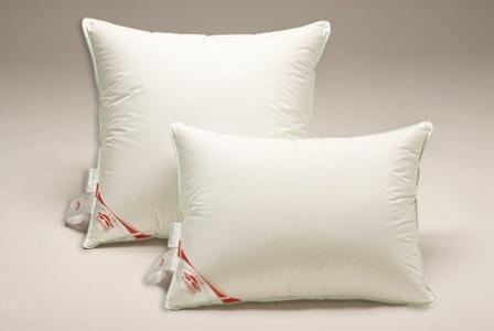 выбрать пуховую подушку