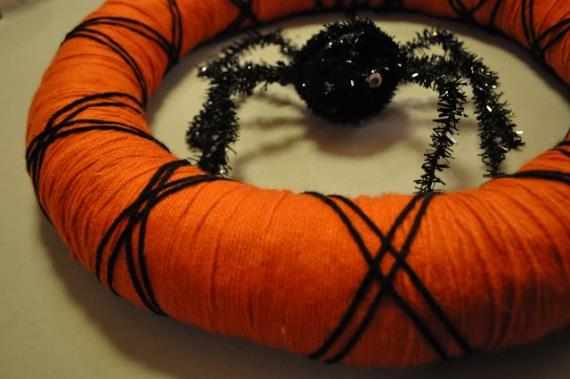 украшение на Хэллоуин