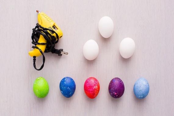 Декор яиц к Пасхе