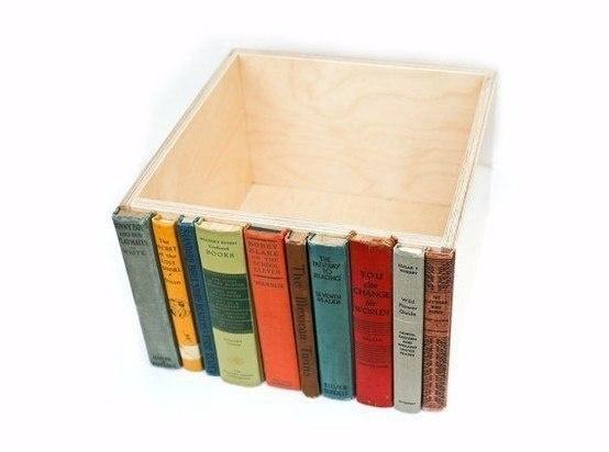 Тайник из старых книг своими руками