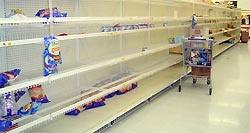 продовольственный кризис
