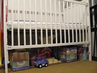 идея для детской кроватки