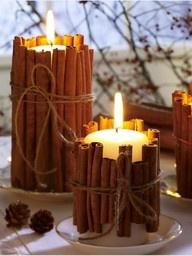 идеи свечи